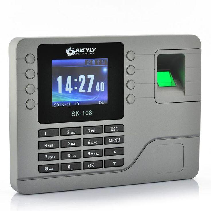 Novo lançamento!!! Dispositivos de i... Confira aqui! http://alphaimports.com.br/products/dispositivos-de-impressao-digital-tela-cor-fingerprint-tempo-sistema-de-atendimento-2-8-polegadas-80000-capacidade-registro?utm_campaign=social_autopilot&utm_source=pin&utm_medium=pin