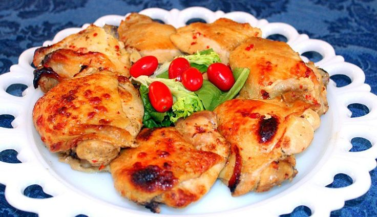 """The """"I""""s Have It (Recipe: Two Ingredient Italian Chicken)"""
