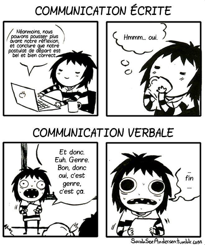 16 bandes dessinées hilarantes qui décrivent à la perfection la vie des personnes introverties