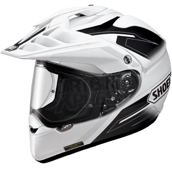 2015 Shoei Hornet ADV Seeker On/Off Road Helmet in TC6 part of the huge Motocross Helmet range at www.dirtbikexpress.co.uk. Order online now for Free UK Delivery.