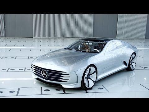 Mercedes EV потеснит Tesla Model S
