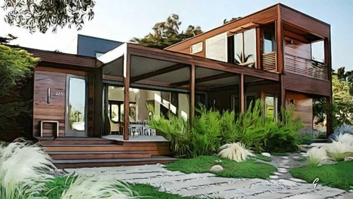 Build A Container Home Book Review Does Warren Thatcher S Pdf Work Container House Plans Container House Design Shipping Container Home Designs