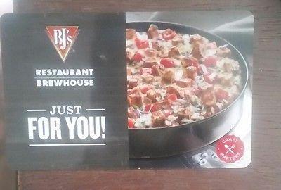 BJs brew house restaurant