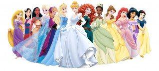 Für die Disney-Brautkleider standen diese Prinzessinnen Modell