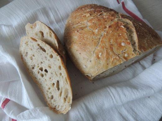 Domácí chléb - Recepty na každý den