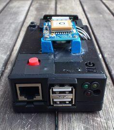 A Raspberry Pi dashcam with two cameras and a GPS: Configuration