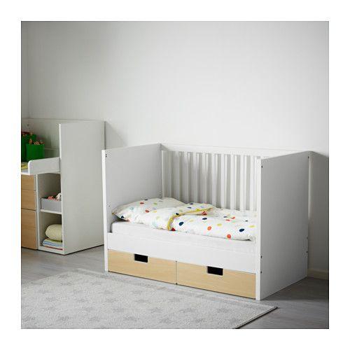 STUVA Spjälsäng med lådor  - IKEA