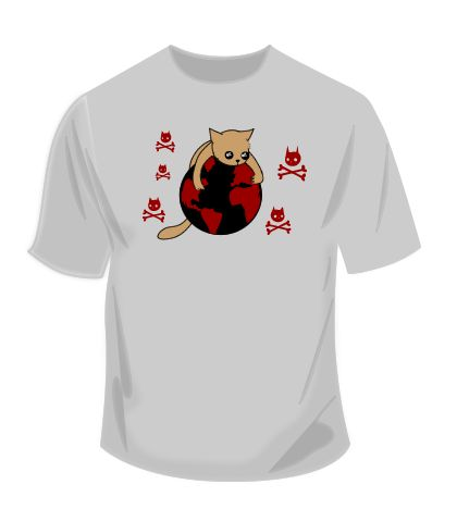 The Oatmeal merch of any kind (av there: http://shop.theoatmeal.com )