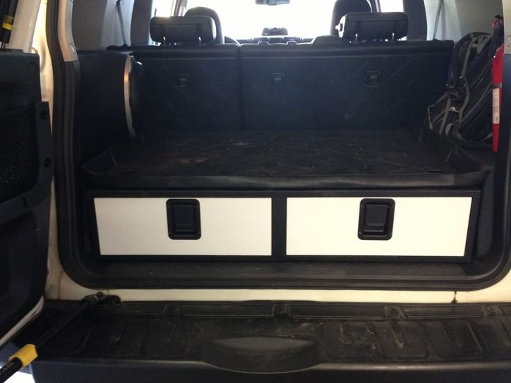 Rear Cargo Drawer Build Page 15 Toyota Fj Cruiser