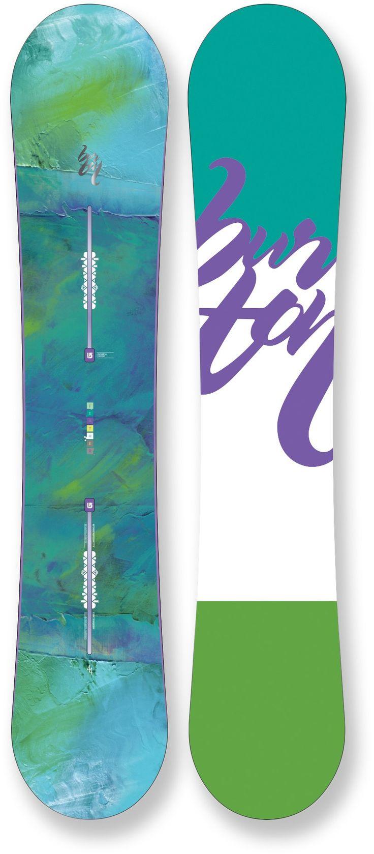 Burton Feather Snowboard - Women's - 2014/2015 - REI.com