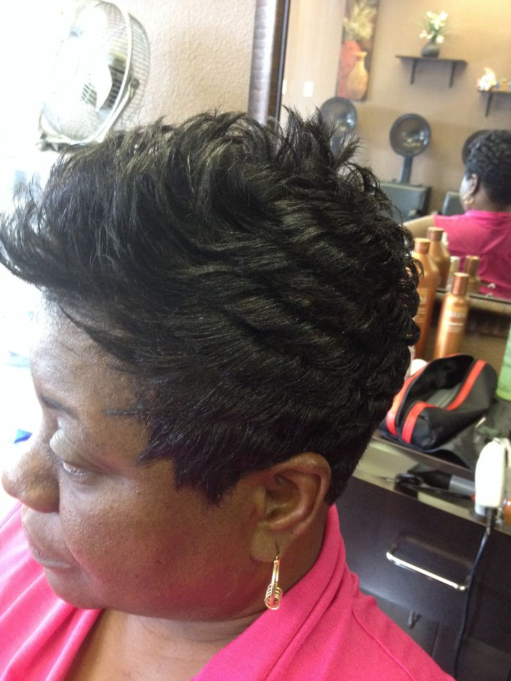 1000+ images about Short black. Classy. Hairstyles on Pinterest ...