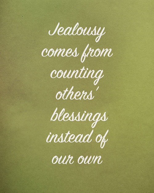 Good words. Faith, hope, counting blessings does give us a more joy filled way of living.