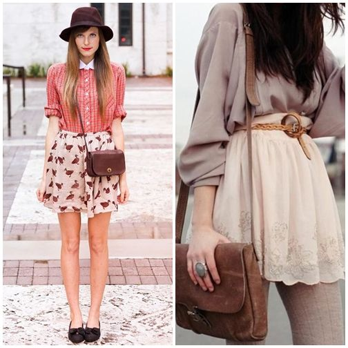 Vintage Clothes Style