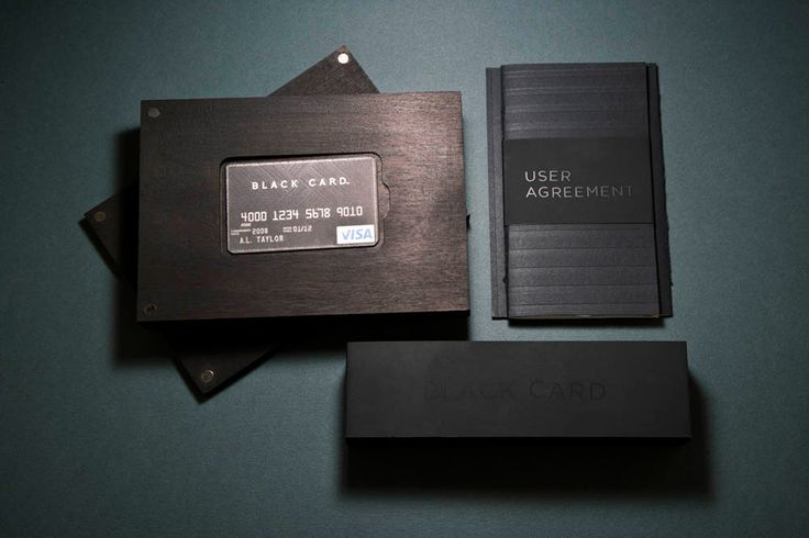 Black Card Package Google Search Vip Package Pinterest Black Card Vip Card And Brand