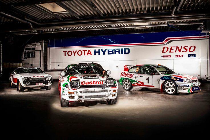 TMG's motorsport heritage