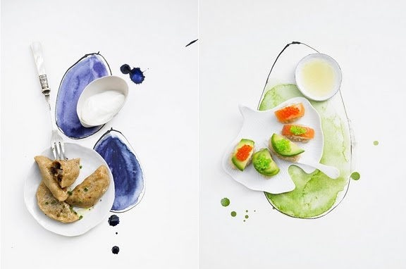 food styling from Dietlind Wolf.
