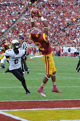 Robert Woods A Usc Usc Trojans Usc Athletics Football