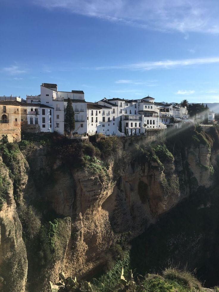 Ronda | Andalusien | Spanien #ronda #andalusia #spain