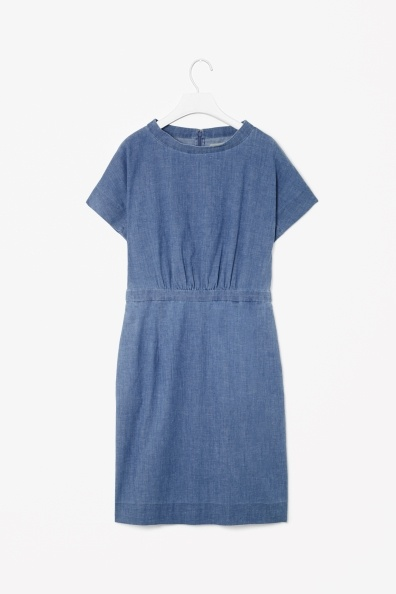 Chambray dress - COS