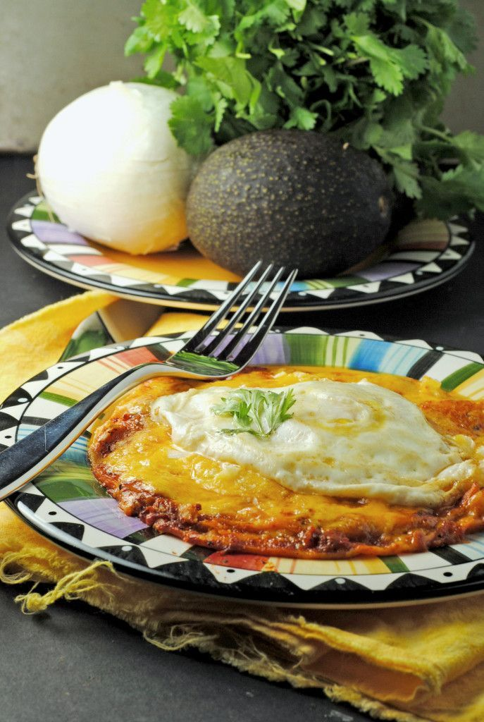 Stacked Enchiladas  - Delish!!  http://www.pagosaspringsluxproperties.com