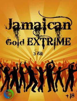 Mit der Jamaican Gold Extreme Kräutermischung können sich unsere Kunden eine Räuchermischung kaufen, die lockere und süßliche Aromen mit sich bringt, aber eine starke und langanhaltende Wirkung hat, welche man so von Jamaican Räuchermischungen nicht gewohnt ist.