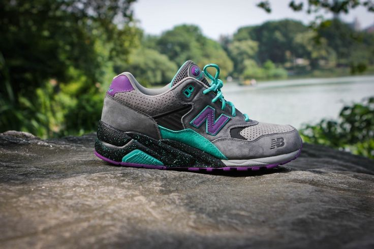 WEST NYC x NEW BALANCE MT580 Alpine Guide Edition. Would make me play for the other team.