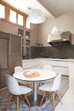 10 Idee per Inserire un Piccolo Tavolo in Cucina | Sala da Pranzo ...