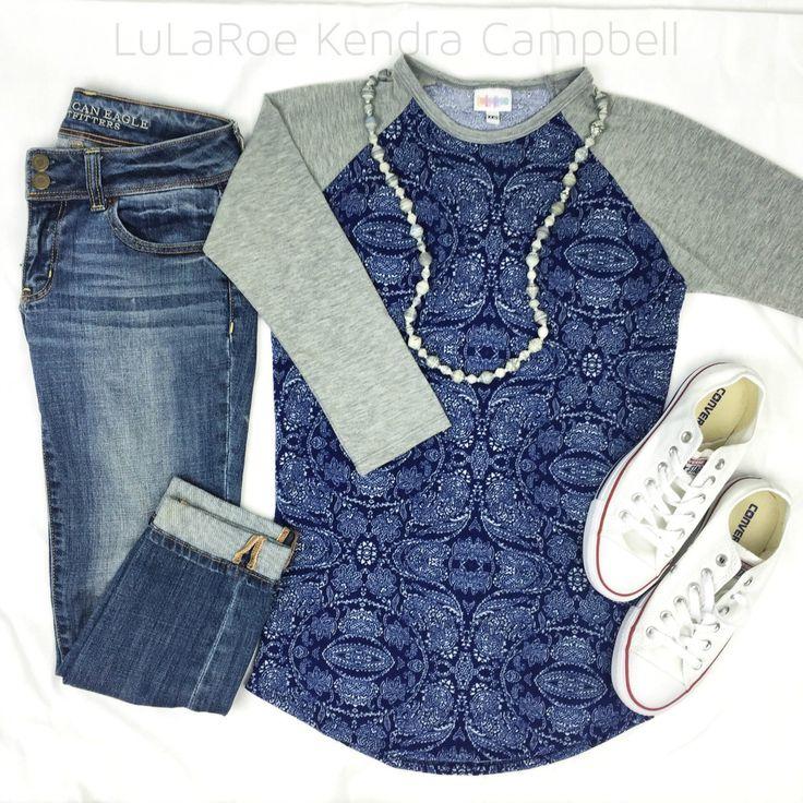 LuLaRoe Randy tee outfit! Casual but stylish.