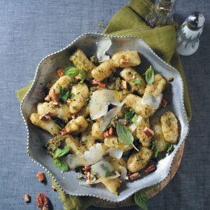 Nutty Gnocchi #Dinner #Recipe #Pasta #SouthAfrica