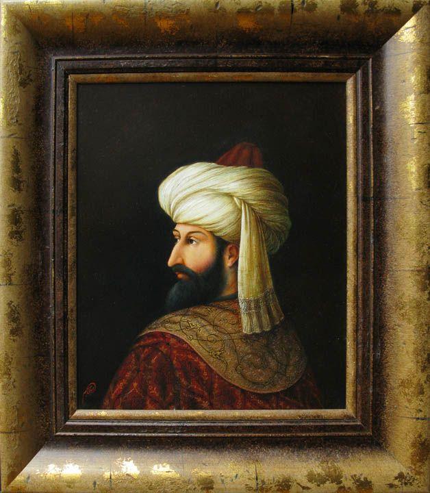 Fatih Sultan Mehmet - Yakup Cem