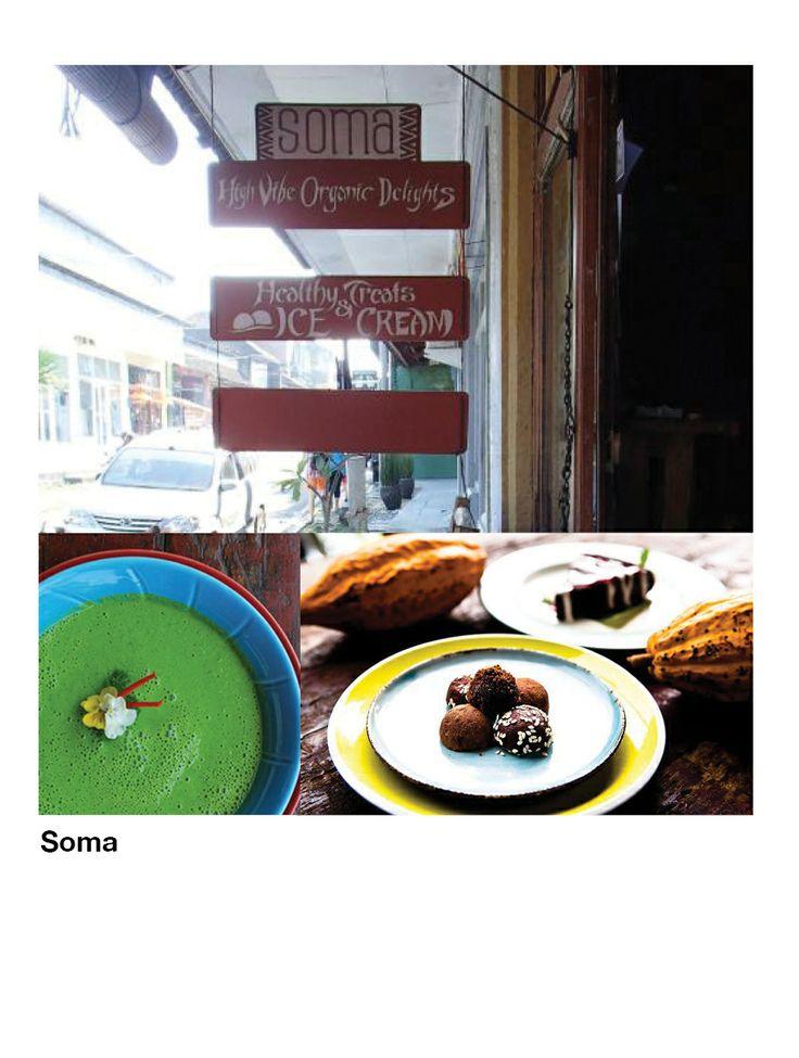Soma, Ubud  Photo by: Katie Allen