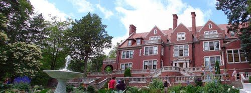 Tour the 39 room Glensheen Mansion in Duluth, which was recently the setting for a Hollywood film featuring Clint Eastwood's daughter, Francesca! #MSPDestination