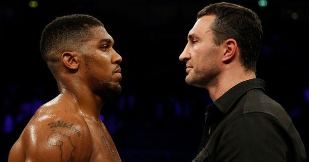 When Anthony Joshua and Wladimir Klitschko face off in front of a record-breaking 90000 fans at Wembley Saturday night there will be a difference of 50 fights and 314 rounds between them.  Now 41 with many claiming his best years are behind him Klitschko has a wealth of experience on his side to combat Joshuas young legs and explosive power.  Ukrainian Klitschko has at one time or another throughout a glittering 21 year career held the WBA IBF WBO and IBO heavyweight titles.  Up until his…