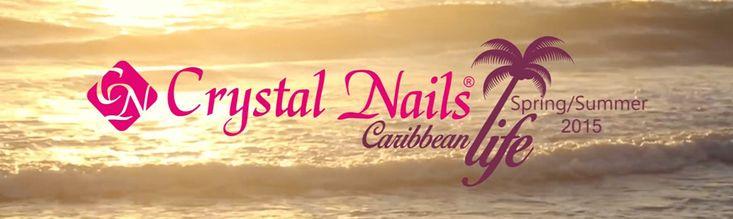 Crystal Nails – Műköröm divat - Caribbean life 2015 - Tavasz/Nyár - Kozmetika - Műköröm - Smink - Kézápolás - Megszépítem.hu