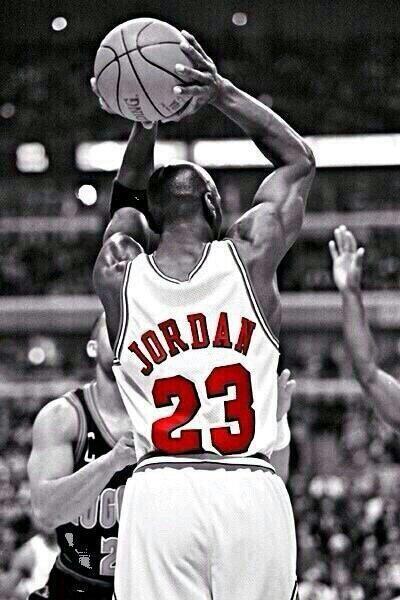 """""""Yo jamás perdí un partido. Simplemente, se me agotaba el tiempo"""" Michael Jordan"""