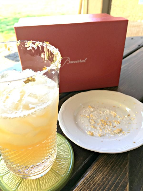 Fleming's Steakhouse 100 Dollar Margarita Recipe