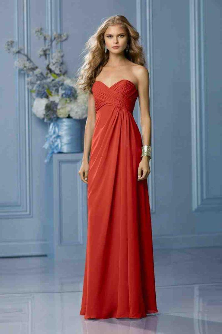 Best 20 burnt orange bridesmaid dresses ideas on pinterest burnt orange bridesmaid dresses ombrellifo Gallery