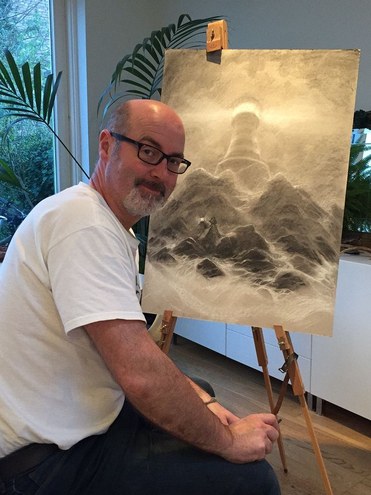 How to draw… with charcoal
