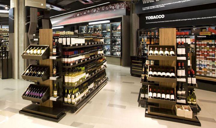 Retail Design | Wine Store | BWS | Liquor Store | Ole Supermarket by rkd retail/iQ, Shen Zhen » Retail Design Blog