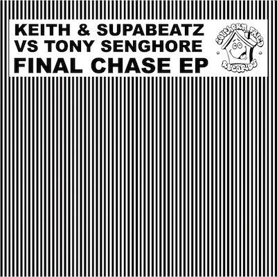 Keith & Supabeatz vs Tony Senghore - Final Chase EP on Southern Fried Records.