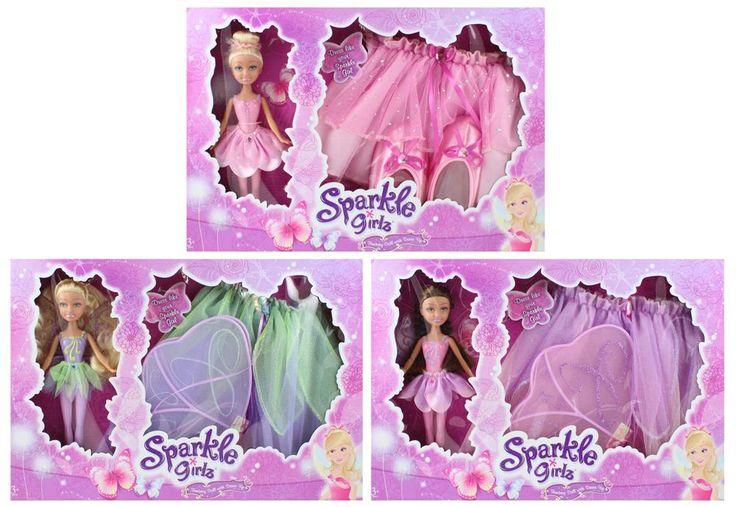 SPARKLE GIRLZ - Bambola + Accessori per te - FUNVILLE LTD da Papers & Dreams