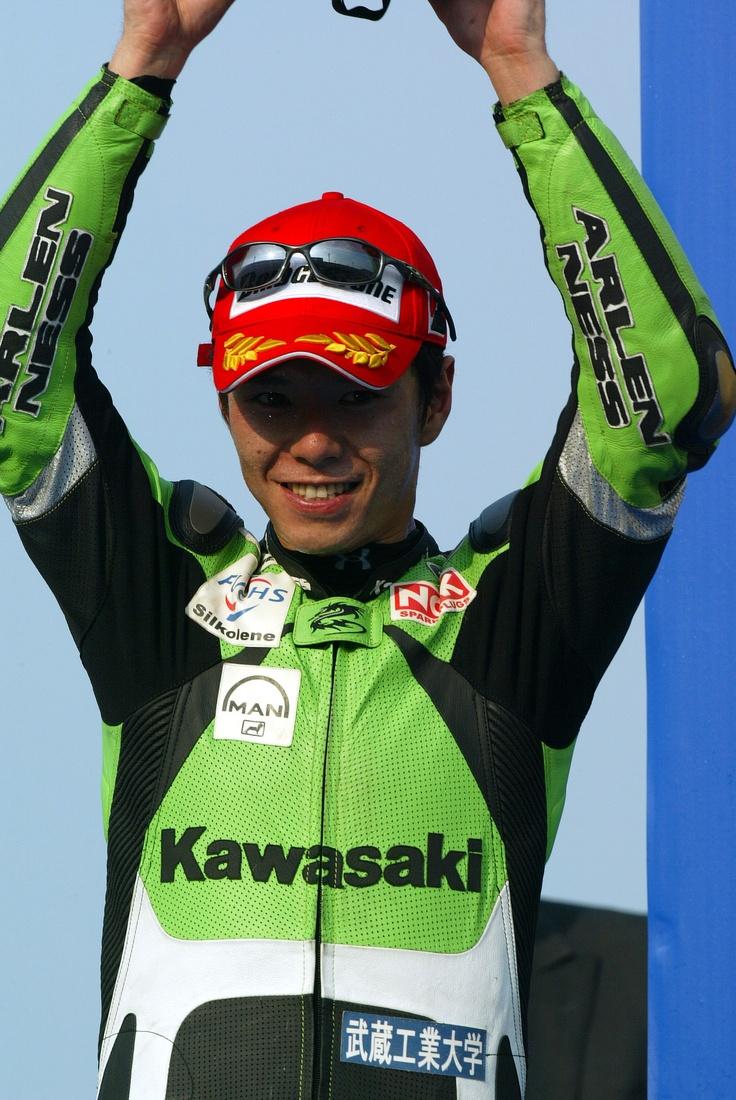Shinya Nakano - Kawasaki Racing - 2004 -2006 - MotoGP