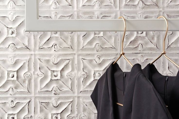 #Vestidor #Cerámica #Tiles #Inspiration #Bedroom #Dormitorio #Relieves #Interiorismo #Design