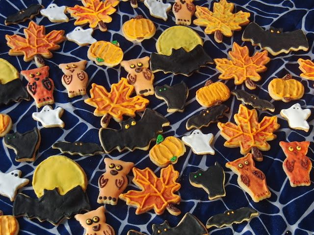 Celebration Treats 4U: Halloween -keksit - Halloween, osa III