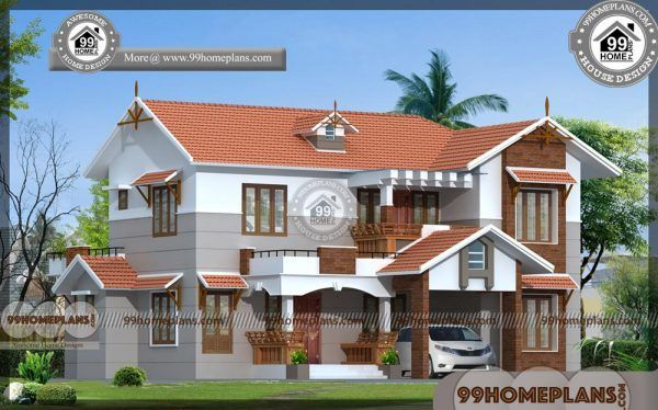 East Facing House Vastu Double Story Traditional Home Plan Collections Traditional House Plans West Facing House House Traditional house plan and elevation