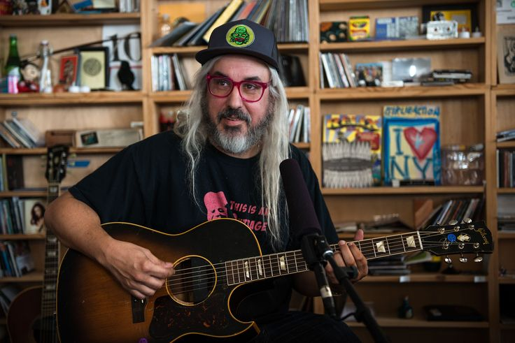 The loudest guy in the world came to the Tiny Desk to perform some of his quietest music. Dinosaur Jr.'s J Mascis, for years a guy who's turned my ears red, ...