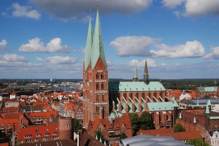Marienkirche in Lubeck | marienkirche+lubeck]