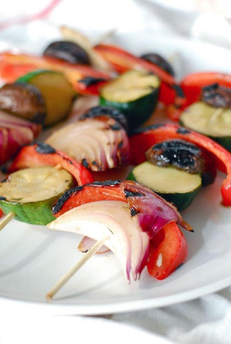 14 Best Grilled Vegetable Recipes | GleamItUp