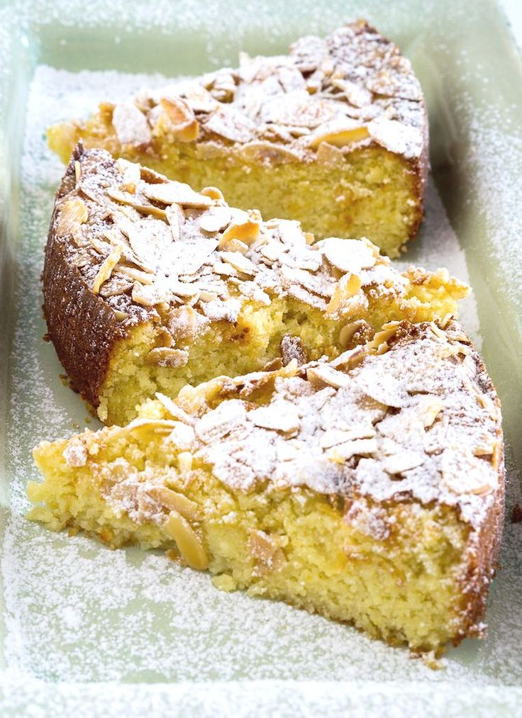 Citrus and almonds is a very popular pairing, elevated by the inclusion of ricotta. Lemon Ricotta Cake is proof of this delicious matchup.