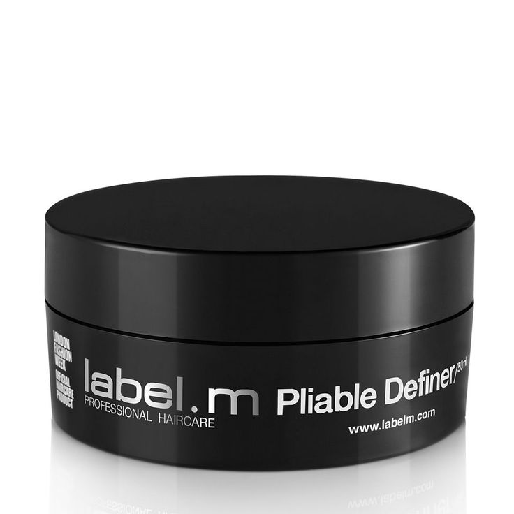 *BACKSTAGE FAVOURITE* label.m Pliable Definer.  Ultra pliable for re-workable definition, shine and flexible control.  Flexible styling paste that delivers loose and piece-y styles with as much confidence as it creates. Creates high-texture styles with a low sheen finish.  Soft and ultra-pliable texture allows for easy restyling throughout the day.  Contains Soy Lipids, Soy Flour and Yucca Root to moisturise, nourish, improve manageability and create added impact with enhanced styling…